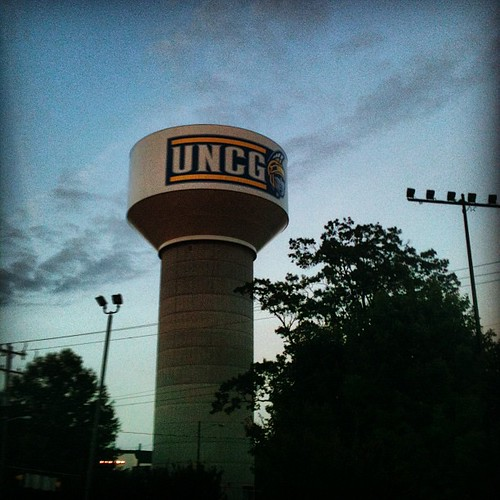 UNCG by Greensboro NC