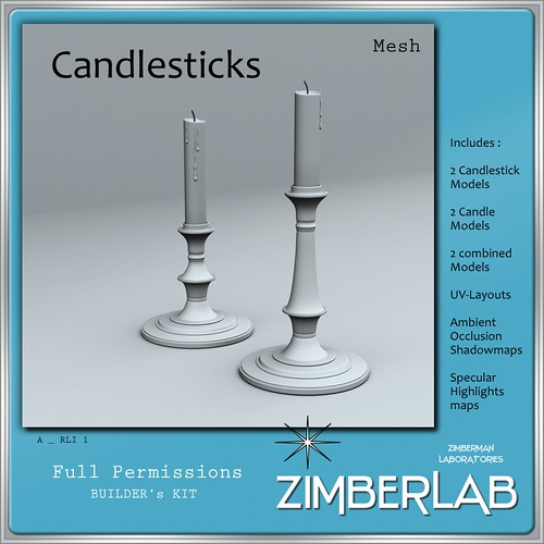 ZimberLab Candles A @ The Deck