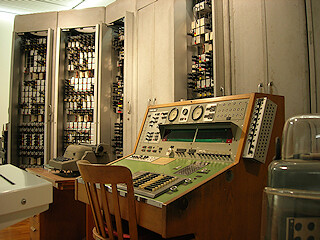 Ermeth electronic computer