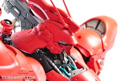 Formania Sazabi Bust Display Figure Unboxing Review Photos (127)