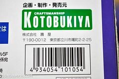 Kotobukiya SRW OG Huckebein Boxer RTX-011AMB Unboxing Review (9)