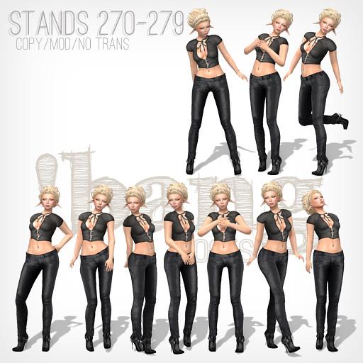 !bang - stands 270-279