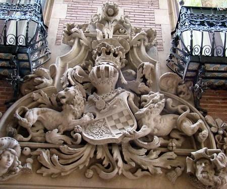 Escudos heráldicos Barcelona 06