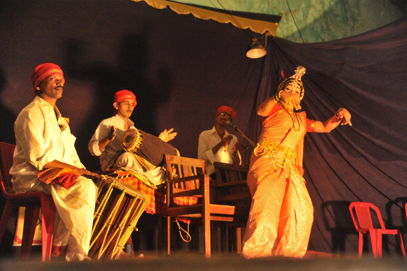 Yakshagana, Kichaka Vadha