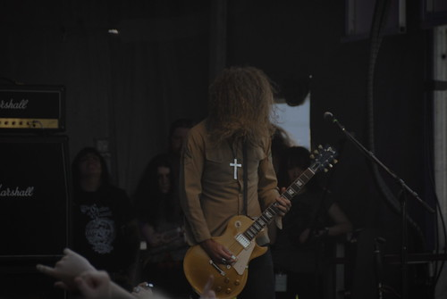 Tom Sutton of Church Of Misery