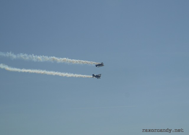 trig aerobatic team (2x pitts) - Southend Air Show - Sunday, 27th May, 2012 (13)