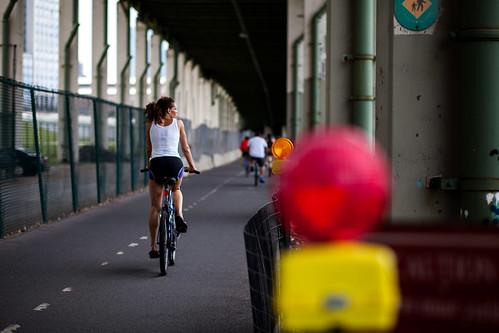 Riding by wwward0