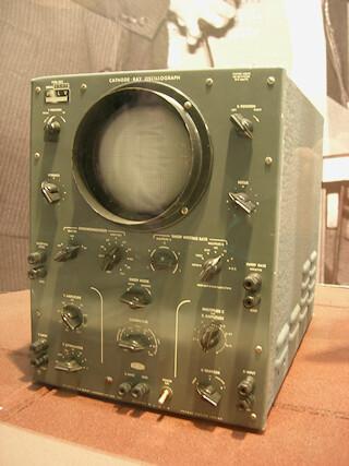 DuMont 303 oscilloscope