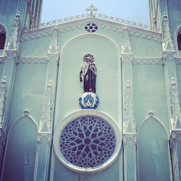 San Sebastian Basilica #holyweek #visitaiglesia