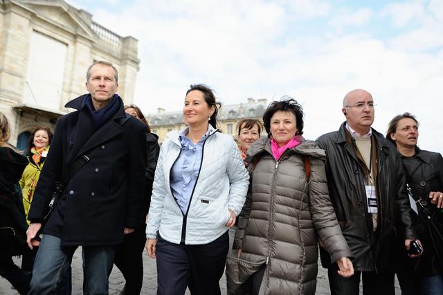Ségolène Royal à Vincennes, la force du Rassemblement