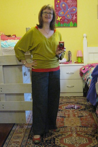 what I wore - 20/04/2012