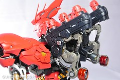 Formania Sazabi Bust Display Figure Unboxing Review Photos (83)