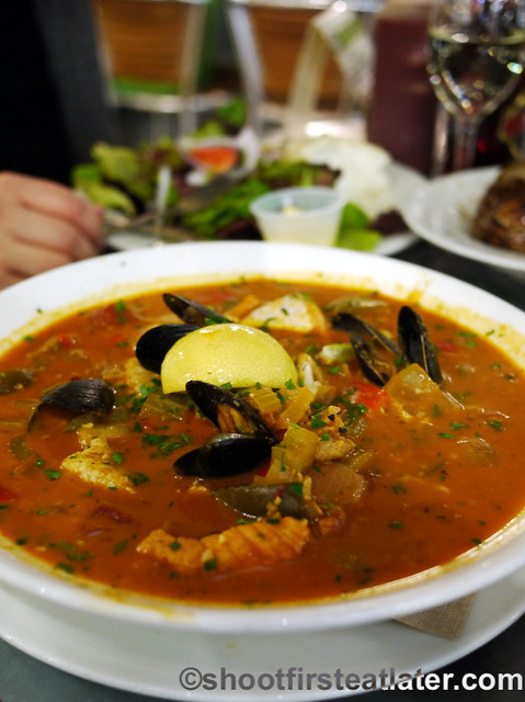 Seafood meals at Whole Foods Market- bouillabaise $12-002