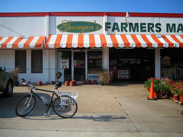 Georgia's Farmers Market