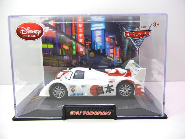 disney store cars 2 shu todoroki (1)