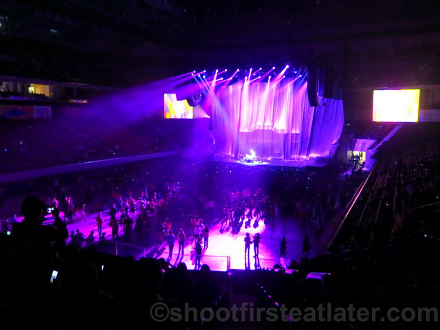 Lady Gaga at the SM Mall of Asia Arena-009