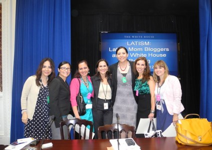 Latina Bloggers At The White House: My Heart, Spirit and Mind Is Stirred