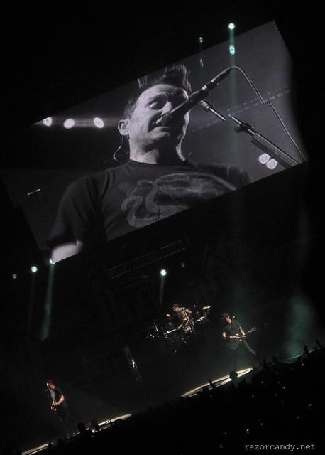 Blink-182 - O2 - 8th june, 2012 (7)