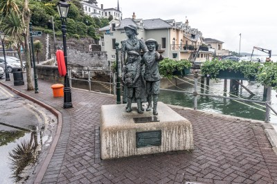 Annie Moore Memorial In Cobh (Cork)   Flickr - Photo Sharing!