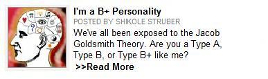 type B personality