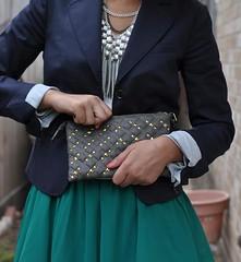 An Emerald Skirt