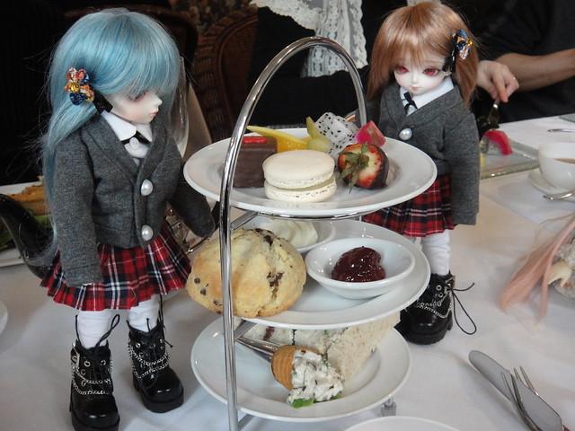 Petit Afternoon Tea
