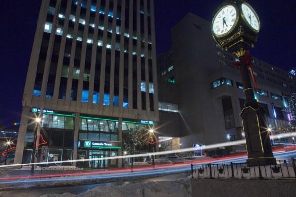 Saint John : King Street 225 Clock