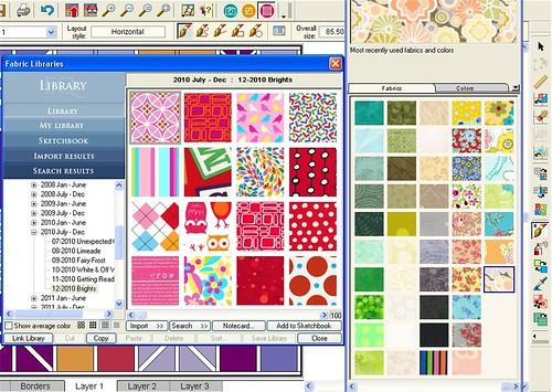 EQ Fabrics