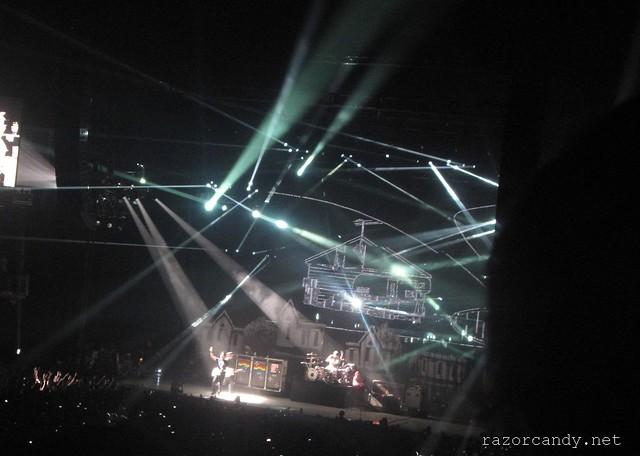 Blink-182 - O2 - 8th june, 2012 (5)