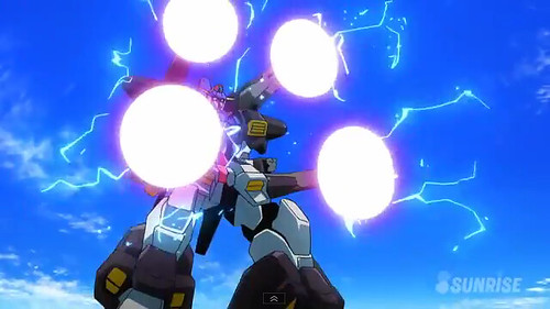 Gundam AGE 3 Episode 31 Terror! The Ghosts of the Desert Youtube Gundam PH 0011