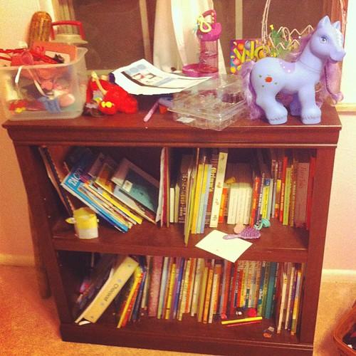 Bean playroom books