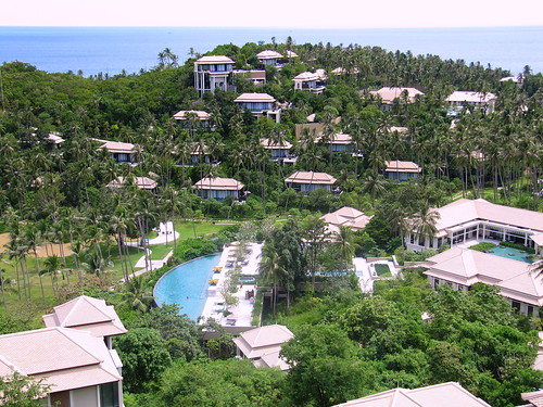 Banyan Tree Samui by TRAVEL4VITALITY
