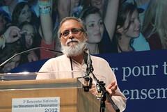 Pr. Anil K. Gupta, Honey Bee Network