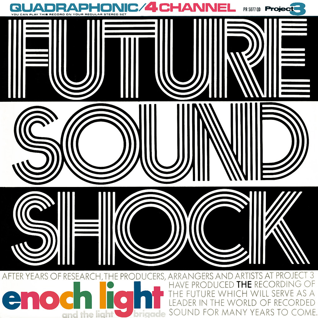 Enoch Light - Future Sound Shock