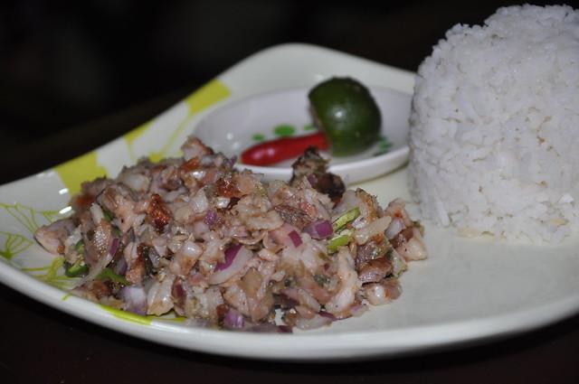 Balamban Liempo Sisig