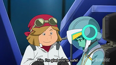 Gundam AGE 3 Episode 34 The Space Pirates Bisidian Youtube Gundam PH 0002