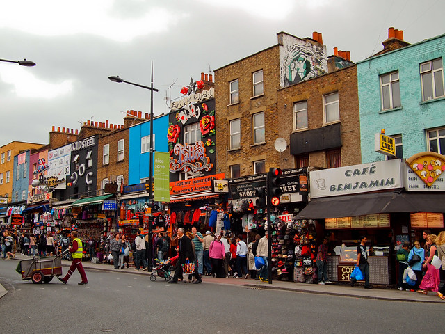 Camden London 2012
