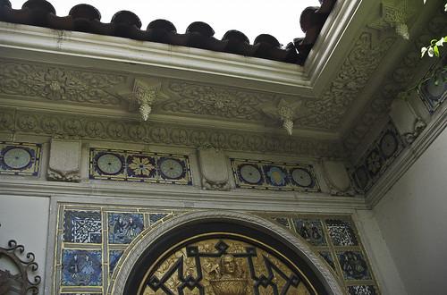 Casa del Sol Exterior Detail