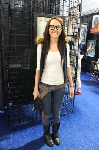 Female Han Solo outfit