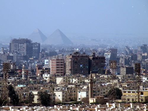 Egypt 2013 ① 地中海へ