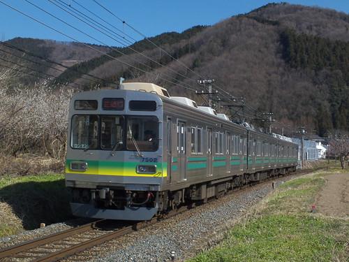 7502F @樋口〜野上