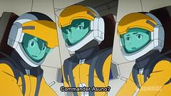 Gundam AGE 2 Episode 27 I Saw a Red Sun Screenshots Youtube Gundam PH (11)
