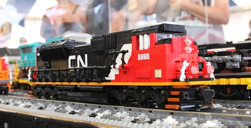 CN SD70M-2