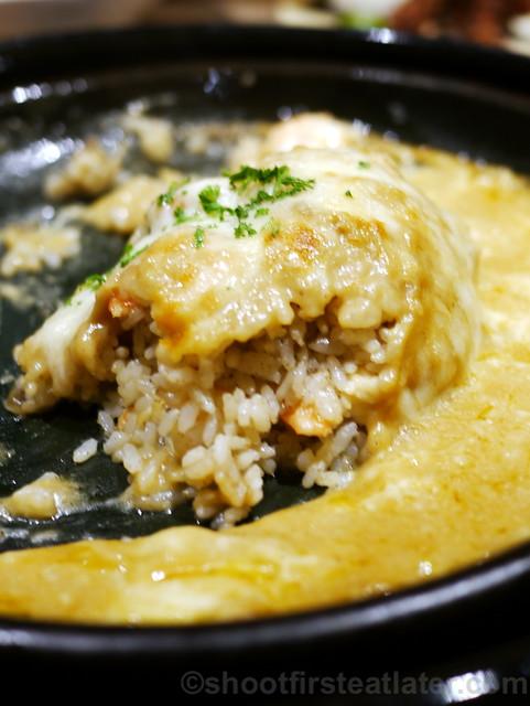 shrimp rice gratin P450-001