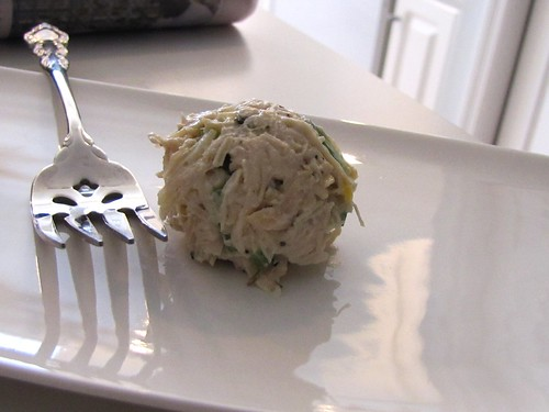 Savory Chicken Salad 2