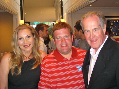 Frank Luntz Memorial Day Party - Cheryl Shuman by CherylShumanInc