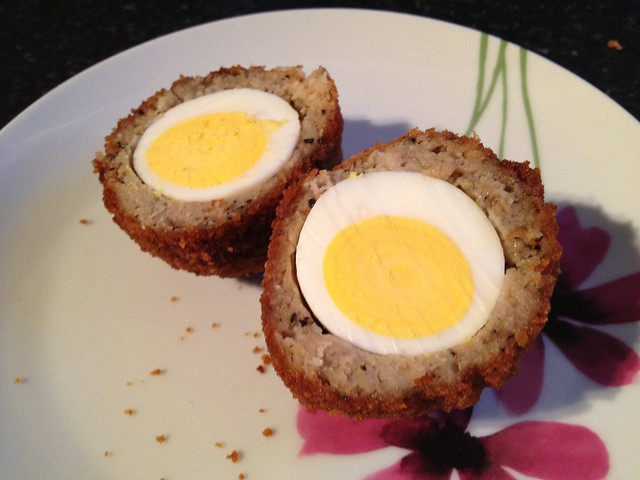 Cumberland scotch egg - Waitrose