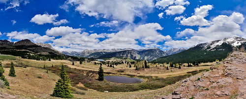 Molas Pass | Million Dollar Highway (US-550) | May 2012 by Somnath Mukherjee Photoghaphy