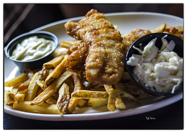 Bloomsday Fish and Chips