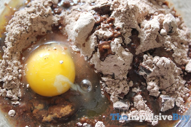 Pillsbury Girl Scouts Thin Mints Brownie Mix 2